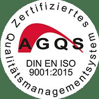 Belzer Solingen AGQS Siegel