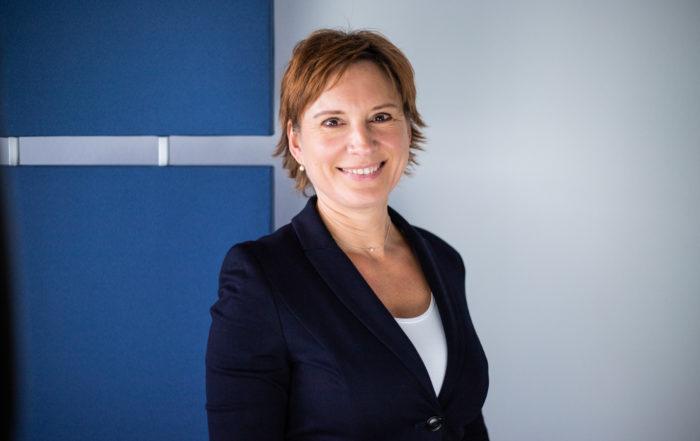 Margita Gerdts - Zentralsekretariat